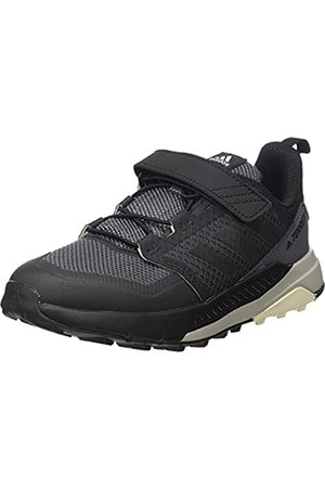 adidas Niño Trekking - Terrex Trailmaker CF K, Botas de Senderismo, Gricin/NEGBÁS/ALUMIN