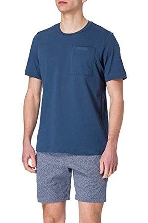 Marc O' Polo Marc O'Polo Body & Beach Kurzer Schlafanzug Loungewear Rundhals Juego de Pijama