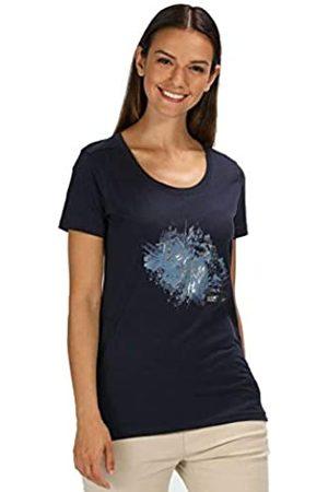 Regatta Mujer Tops - Camiseta Filandra III Coolweave de algodón con Estampado gráfico para Mujer, Mujer, Camiseta, RWT171