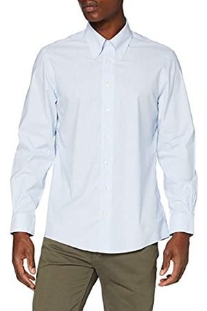 Brooks Brothers Hombre Casual - DS OG Ni Sbclth Pbd FF NP Mil Camisa Casual