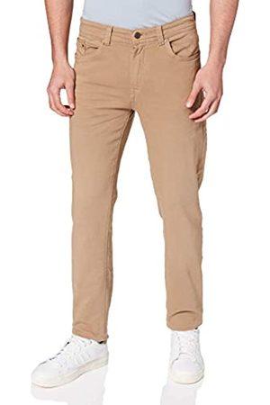 Springfield Hombre Pantalones slim y skinny - Pantalón 5 Bolsillos Slim Lavado