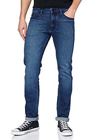 Calvin Klein Jeans Slim Straight-Diamond Blue Dark Pantalones Informales
