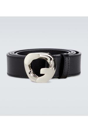 Givenchy Cinturón G Chain de piel