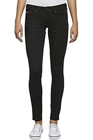Tommy Hilfiger Mujer Cintura alta - Tommy Jeans Mujer LOW RISE SKINNY SOPHIE FRSBK Straight Jeans
