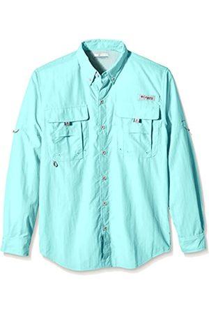 Columbia Hombre Casual - PFG Bahama II - Camisa de Manga Larga para Hombre, Hombre