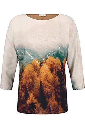 Gerry Weber Mujer Manga larga - T-Shirt 3/4 Arm Camiseta 40 para Mujer