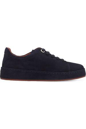 LORO PIANA   Niño Zapatos De Piel Con Cordones 33