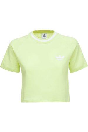 ADIDAS ORIGINALS   Mujer Camiseta Cropped 36