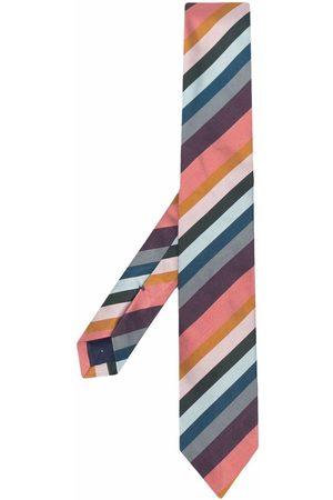 Paul Smith Corbata a rayas diagonales