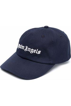 Palm Angels Gorra con logo bordado