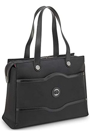 Delsey Chatelet Air Soft Bolso, Mujer, Black