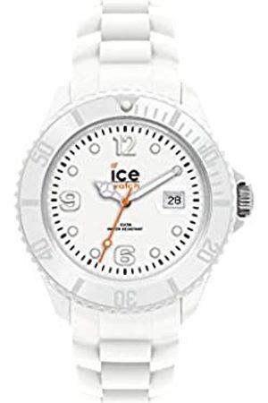 Ice-Watch Ice Forever White - Reloj para Mujer con Correa de Silicona
