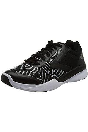 Lotto Mujer Zapatillas deportivas - Dinamica 450 PRT W, Zapatillas de Atletismo Mujer, (Optic/Tit Gry 000)