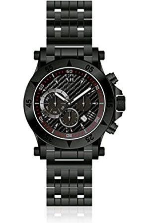 BOBROFF Reloj BF1001M21M Negro/Fibra DE Carbono Hombre