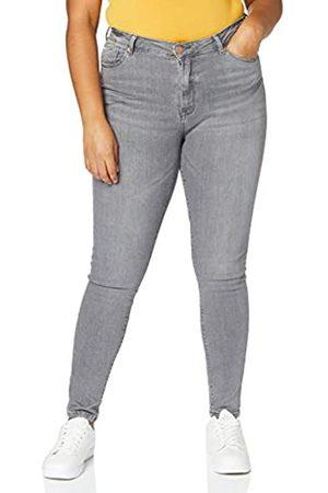 ONLY Mujer Pantalones y Leggings - ONLPAOLA Life HW SK JEA BB AZZ870 Noos Pantalón