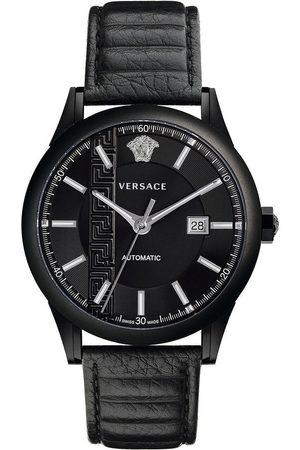 VERSACE Reloj analógico V18030017, Automatic, 44mm, 5ATM para hombre