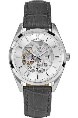 Jacques Lemans Reloj analógico 1-2087A, Automatic, 40mm, 5ATM para hombre