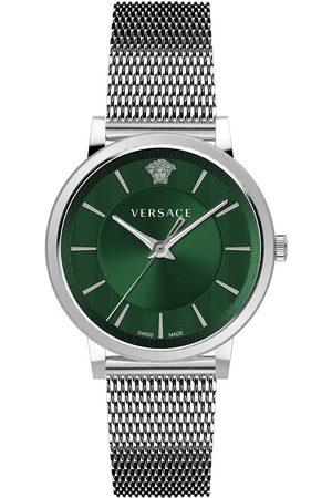 VERSACE Reloj analógico VE5A00620, Quartz, 42mm, 5ATM para hombre