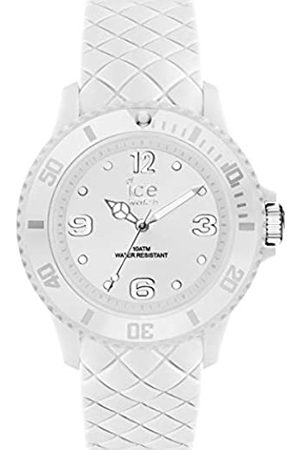 Ice-Watch Ice Sixty Nine White - Reloj para Mujer con Correa de Silicona