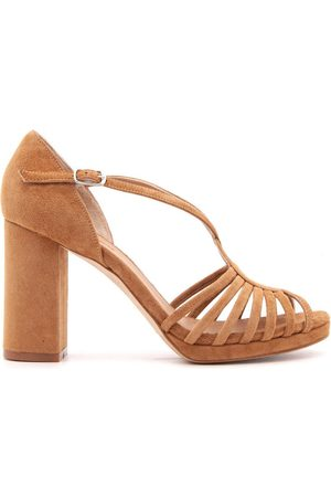 Audley Sandalias GINGER-CUOIO para mujer
