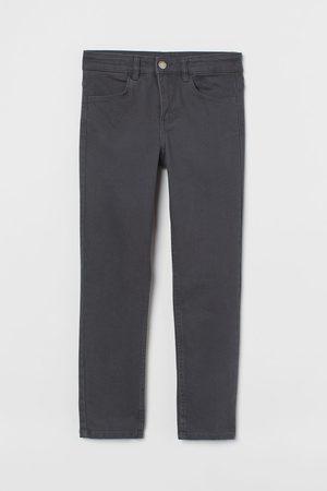 H & M Pantalón de sarga Slim Fit