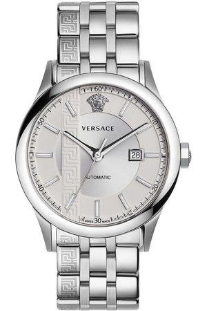 VERSACE Reloj analógico V18040017, Automatic, 44mm, 5ATM para hombre