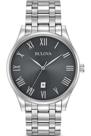 BULOVA Reloj analógico 96B261, Quartz, 40mm, 3ATM para hombre