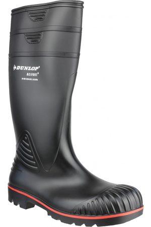 Dunlop Zapatos de seguridad Acifort Heavy Duty Safety Welly para mujer
