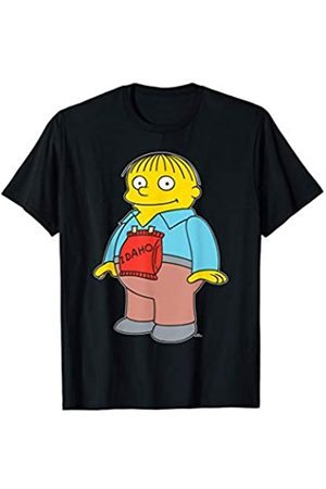 The Simpsons Ralph Wiggum Idaho Camiseta