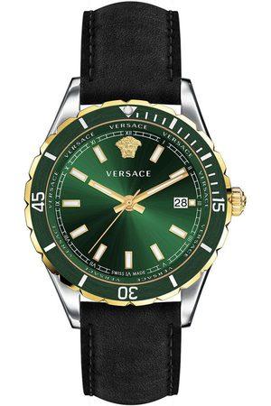 VERSACE Reloj analógico VE3A00320, Quartz, 42mm, 5ATM para hombre
