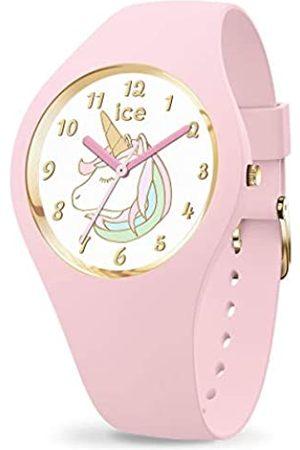 Ice-Watch Mujer Relojes - ICE Fantasia Pink - Reloj para Mujer con Correa de Silicona
