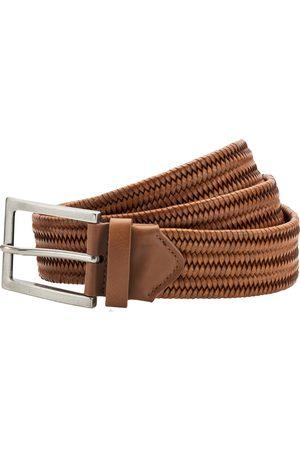Asquith Fox Cinturón Braid para hombre