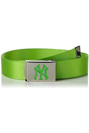 MSTRDS Mlb Premium Woven Belt Single - Cinturón para hombre, Hombre, Cinturón, 10279