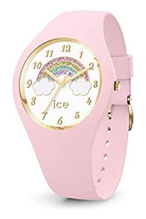 Ice-Watch ICE Fantasia Rainbow Pink - Reloj para Mujer con Correa de Silicona