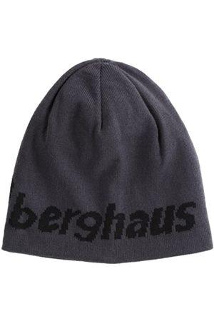 Berghaus Ulvetanna - Gorro de Punto para Hombre Carbon/Black Talla:Talla única