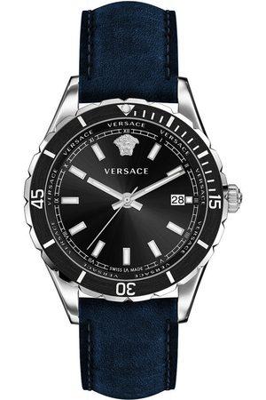 VERSACE Reloj analógico VE3A00220, Quartz, 42mm, 5ATM para hombre