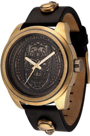 Police Reloj analógico PL14798JSQG.61, Quartz, 50mm, 10ATM para hombre