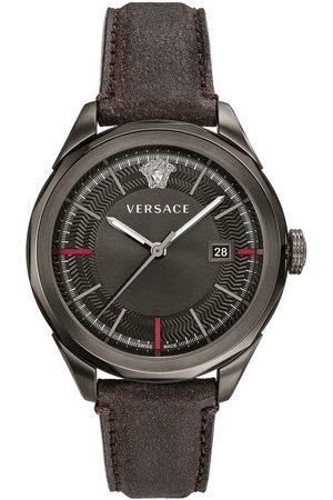 VERSACE Reloj analógico VERA00418, Quartz, 44mm, 5ATM para hombre