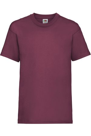 Fruit Of The Loom Camiseta 61033 para niño