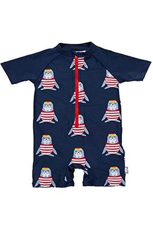Sterntaler Shorts de baño - Schwimmanzug Robbe Traje de baño de una Sola Pieza