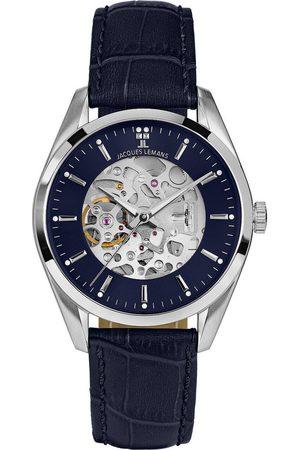 Jacques Lemans Reloj analógico 1-2087C, Automatic, 40mm, 5ATM para hombre
