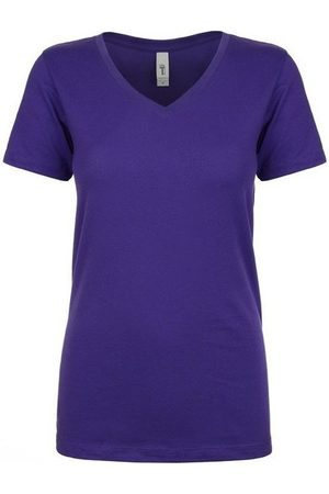 Next Level Camiseta NX1540 para mujer