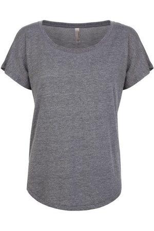 Next Level Camiseta NX6760 para mujer