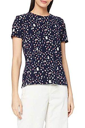 People Tree Mujer Camisetas y Tops - Print Top Camiseta