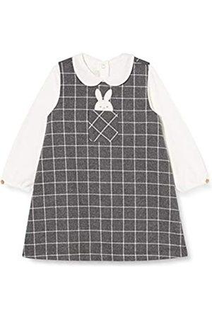 chicco Completo T-Shirt + Abito Senza Manica Vestido