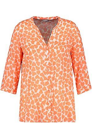 Samoon Mujer Blusas - Bluse 3/4 Arm 56 para Mujer