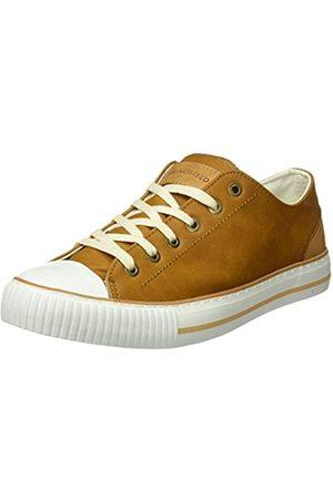 Springfield Hombre Zapatillas deportivas - Bamba Puntera, Zapatillas Hombre, (Brown)