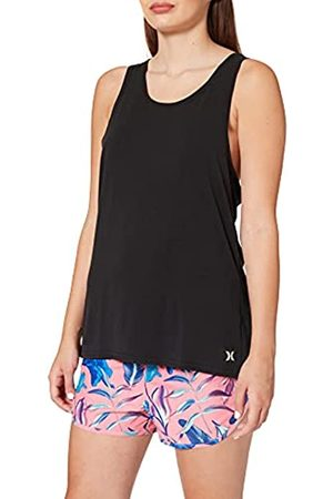 Hurley W Loose Fitted Tank W/Back Slit
