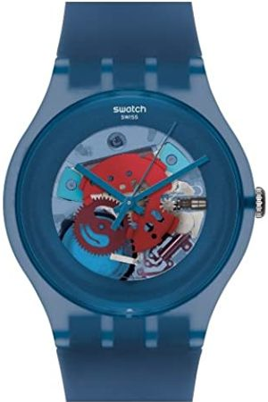 Swatch BLUE GREY LACQUERED (surtido)