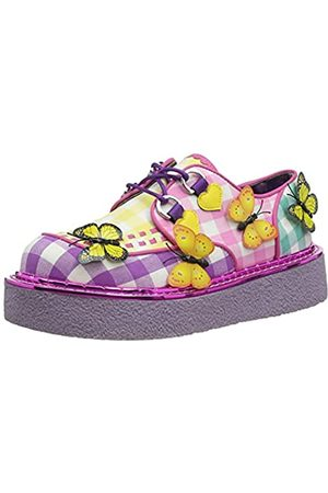 Irregular Choice Butterfly Bounce, Oxford Plano Mujer